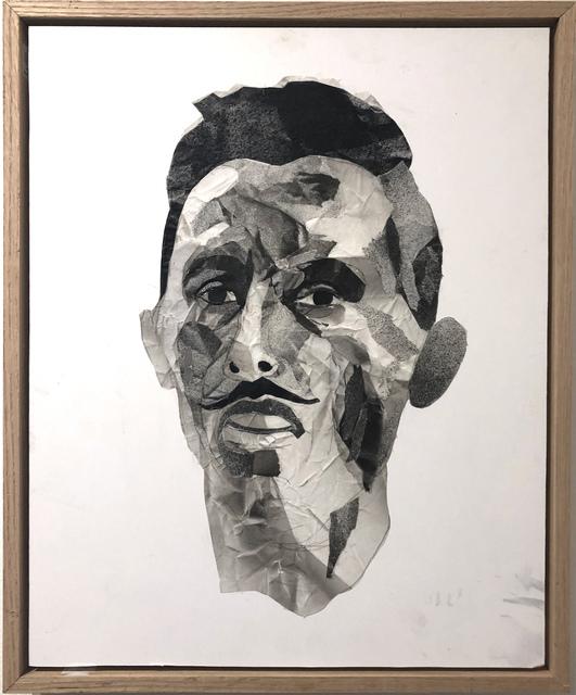 , 'Self Portrait of the Artist,' 2019, Deep Space Gallery