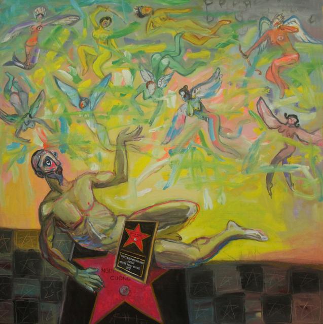 , 'Hollywood Walk of Fame,' 2012, Art Vietnam Gallery