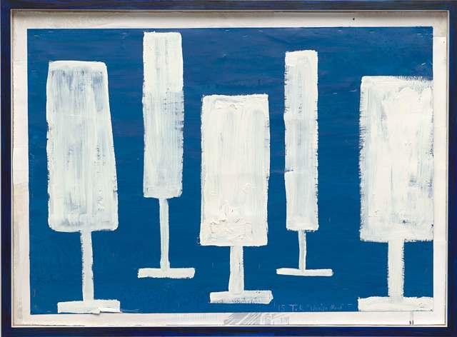 , 'Signor March,' 120, Galleri Bo Bjerggaard