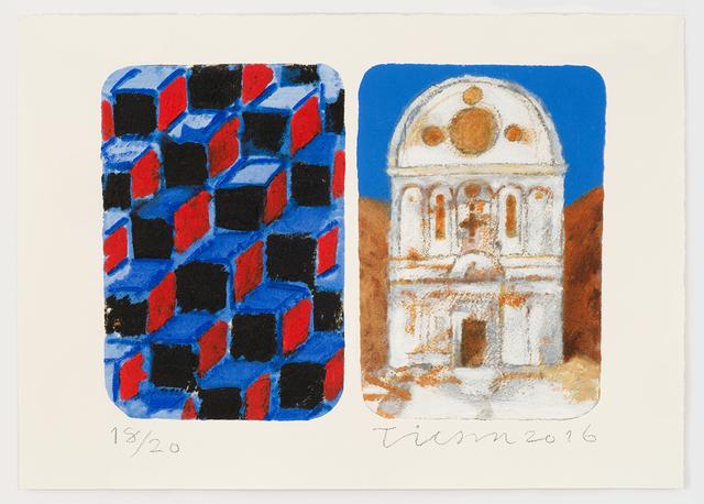 , 'Stones of Venice, Santa Maria dei Miracoli,' 2016, Cristea Roberts Gallery