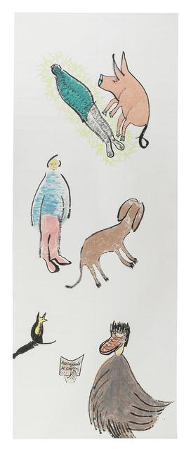 , 'Nothing should be Something,' 2013, Alisan Fine Arts