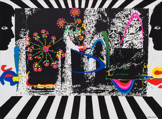, 'Magnetism of Glances,' 2017, Zenko Gallery