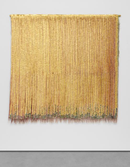 Olga de Amaral, 'Alquímia 80', 1989, Phillips