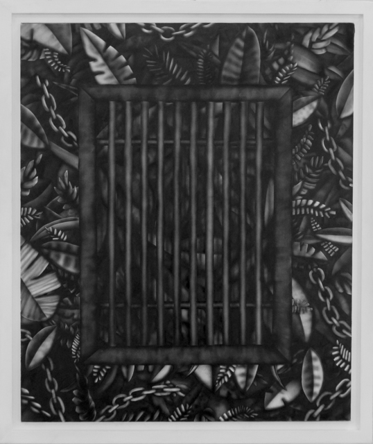 , 'Grate,' 2017, The Southern