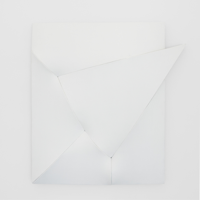 , 'Similar Painting Different Object (White Unlimitation #1),' 2019, Peter Blake Gallery
