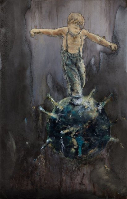 , 'Tilt,' 2015, Sopa Fine Arts
