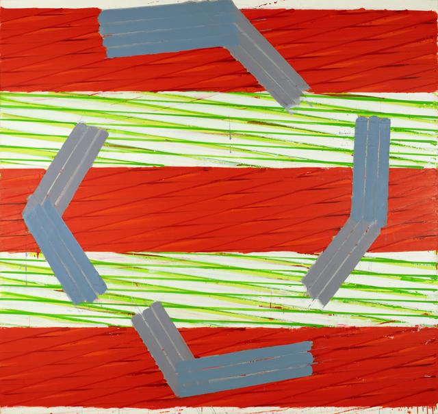 , 'Radio ,' 1995-1996, Bernard Jacobson Gallery