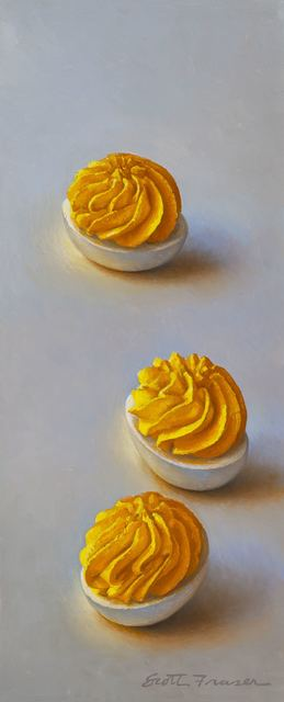 , 'Deviled Eggs,' 2018, Gallery 1261