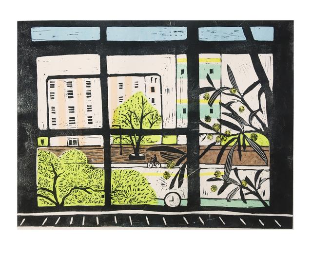 June Ho, 'Acacia Tree In April', 2019, Karin Weber Gallery