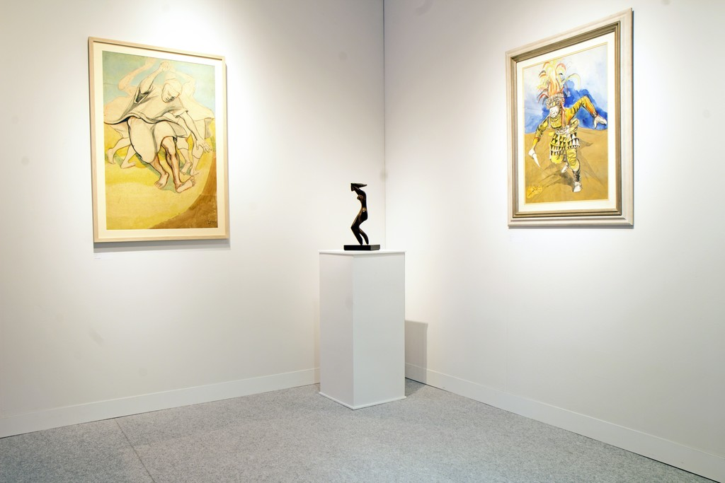 The Armory Show | Insights, Booth 114