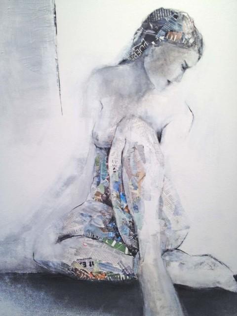 , 'Lascive II,' , Madelyn Jordon Fine Art