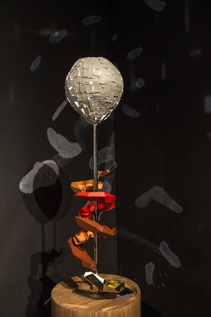 , 'Track lighting sculpture,' 2016, Nilufar Gallery