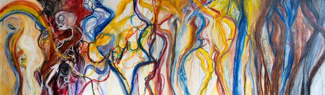 , 'Possibilities of an Endless Journey,' 2016, Carter Burden Gallery