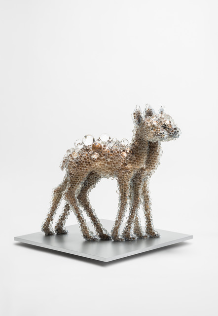 , 'PixCell-Double Bambi#2,' 2013, SCAI The Bathhouse
