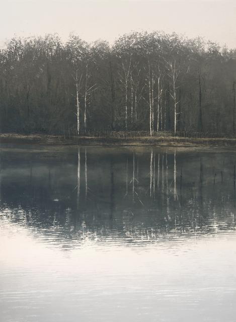 Benoît Trimborn, 'La carpe a sauté en hiver', Hugo Galerie
