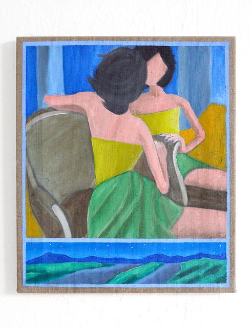 , 'Mirror,' 2016, Galleri Urbane