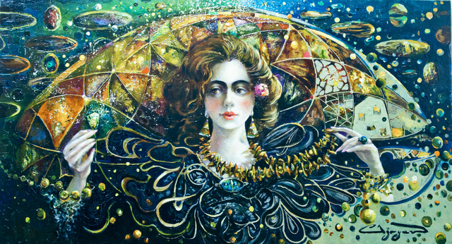 , 'The Amber,' 2017, Janet Rady Fine Art