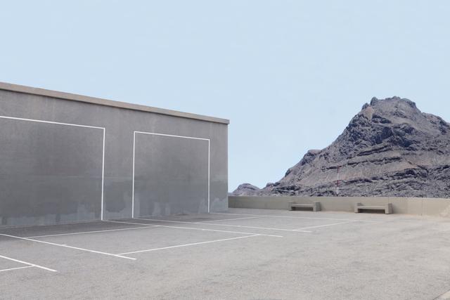 , 'Playground2,' 2010, Galerie Richard