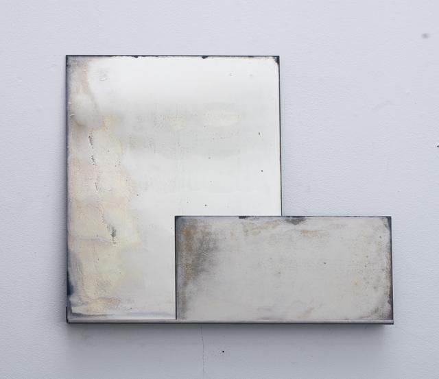, 'Untitled, Diptych ,' 2016, Christine König Galerie