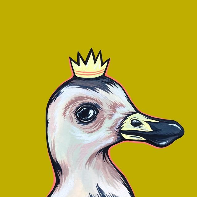 Kaitlin Ziesmer, 'Mighty Ducks: Coral Crown', 2019, Abend Gallery