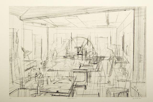 , 'Cottage Interior I,' 2016, Childs Gallery