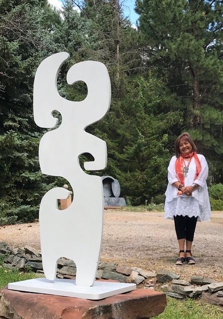 Melanie A. Yazzie, 'Grandmother', 2018, Glenn Green Galleries