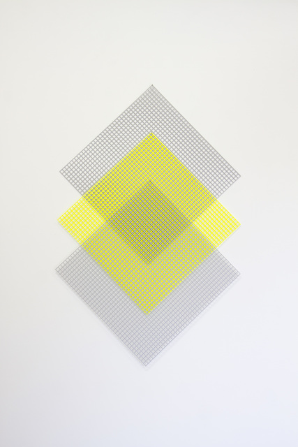 , 'No. 605 Mesh,' 2015, Jhaveri Contemporary