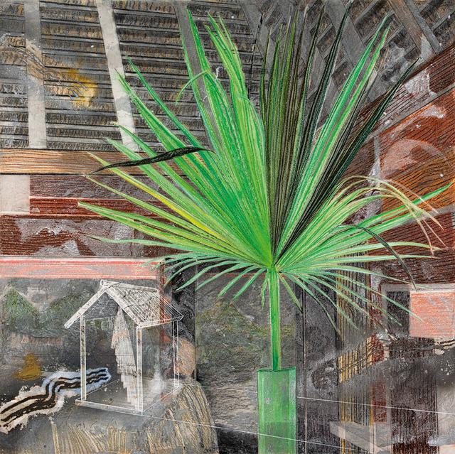 Karel Nel, 'Presence: Leaf Shrine, North Island, Seychelles', 2014, Strauss & Co