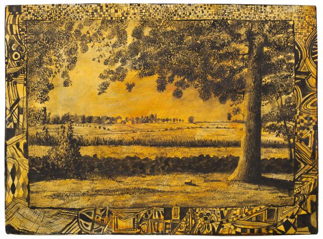 , 'Cemetery Ridge From Seminary Ridge, Gettysburg,' 2016, Fleisher/Ollman