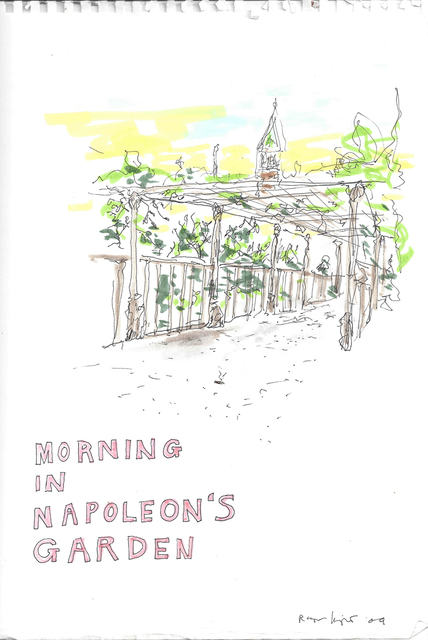 , 'Untitled (Morning in Napoleon's Garden),' 2009, i8 Gallery
