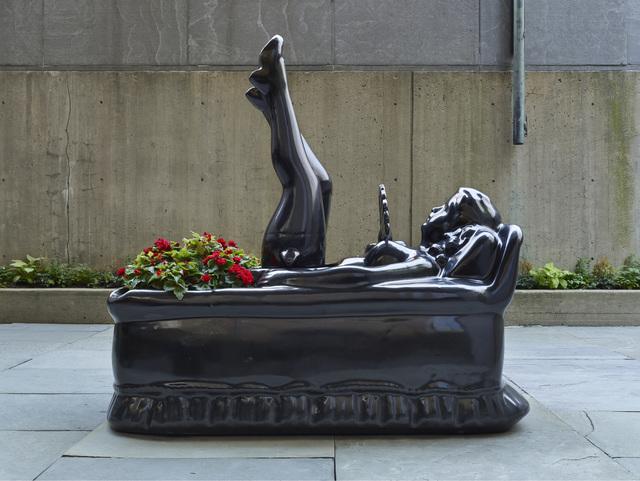 , 'Woman Reclining,' 2010-2014, Gagosian