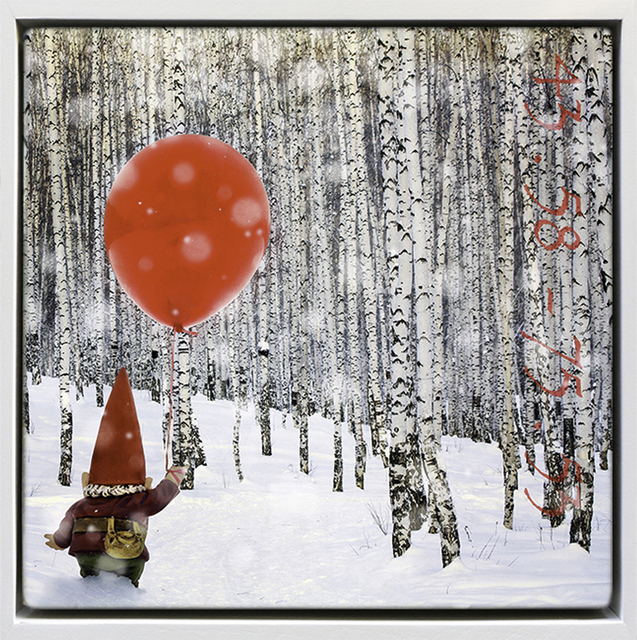 , 'A Winter's Journey,' 2018, Petroff Gallery
