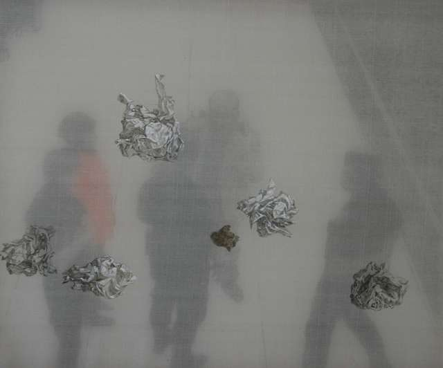 , 'February 13 2017,' 2016, Shanghai Gallery of Art