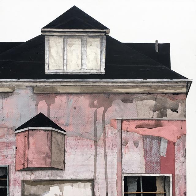 , 'House Study (pink),' 2017, BoxHeart