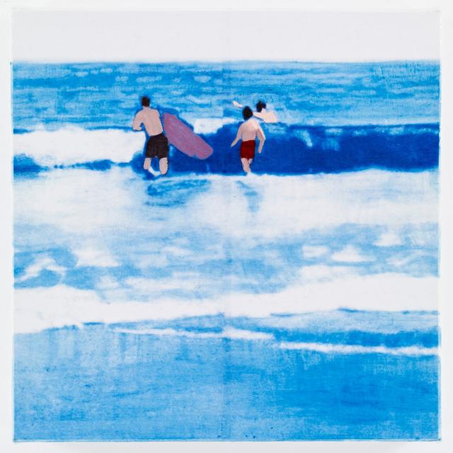 , 'Surfers,' 2012, Dubner Moderne