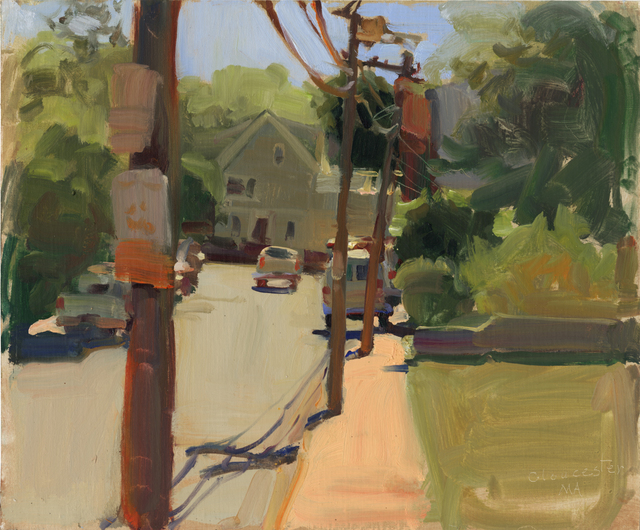 , 'Gloucester Streets,' , Stremmel Gallery