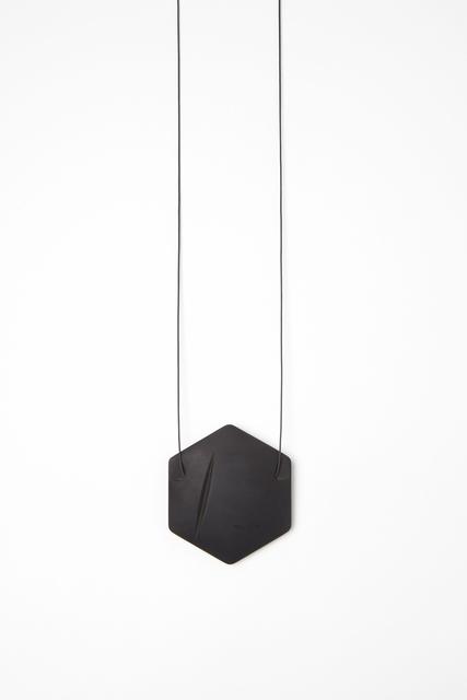, 'Backflips & Summersaults - Black Pendant,' 2016, Galerie Beyond