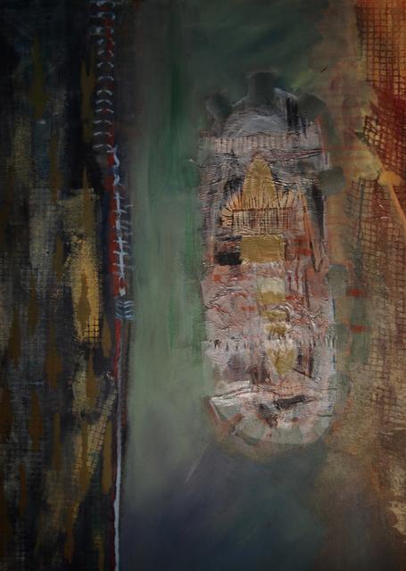 , 'Breaking Through I,' , Cerulean Arts