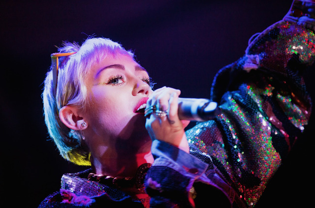 , 'Miley Cyrus,' 2015, The Compound Gallery