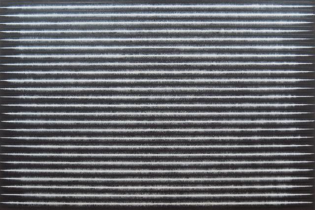 , 'Portée silencieuse #1,' 2016, Caroline Pagès Gallery