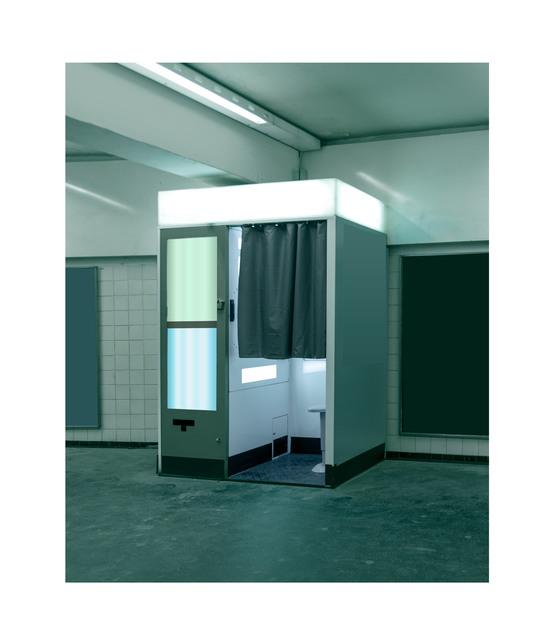 , 'Identity Machine,' 2018, Hans Alf Gallery