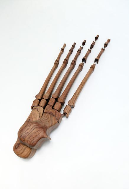 , 'Ming Foot Bones - 2009, No.3,' 2009, Galerie Urs Meile