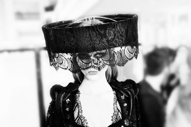 , 'The Veil, Givenchy Spring 2011 Haute Couture, Paris,' , Rosenbaum Contemporary