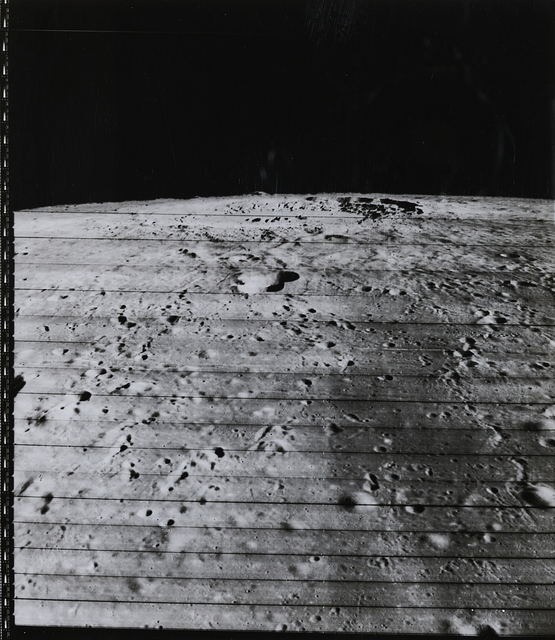 , 'Lunar Orbiter,' 1966, Jason Jacques Gallery