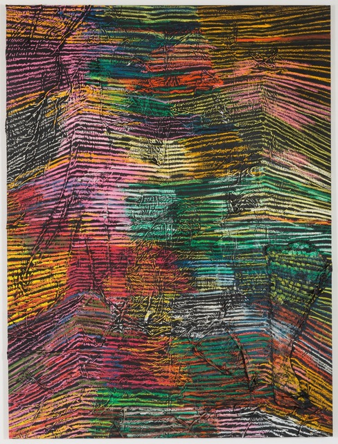 Harmony Korine, 'Scubby Line', 2014, Gagosian
