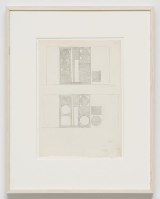 , '33,' 1960, Galerija Gregor Podnar