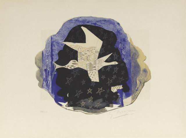 Georges Braque, 'Les Etoiles after Georges Braque', 20th Century, Heather James Fine Art