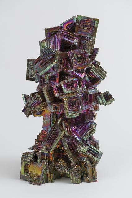 , 'Bismuth Head,' 2013, McClain Gallery