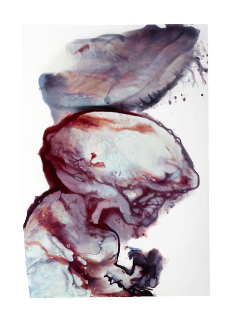 , 'Blood Print 84,' 2016, GALLERY 1/1