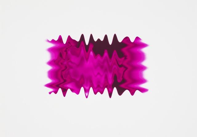 , 'New Wave Pink II 2013,' 2013, Paul Stolper Gallery